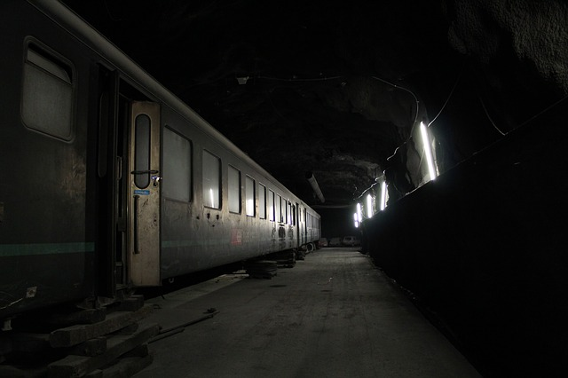 starý vlak