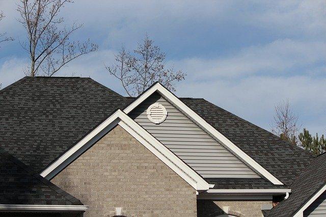linie střechy