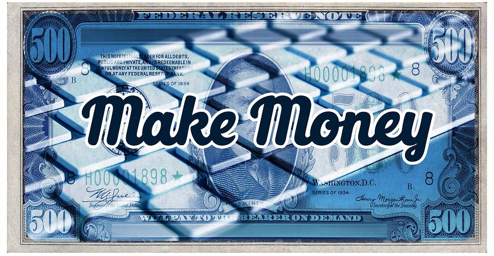 vydělávej peníze